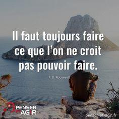 Passez à l'Action aujourd'hui pour réaliser vos rêves #citation #devperso #bonheur #amour #penseretagir