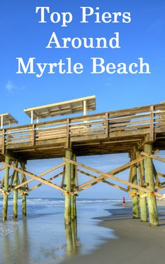 1000 images about myrtle beach piers on pinterest for North myrtle beach fishing pier