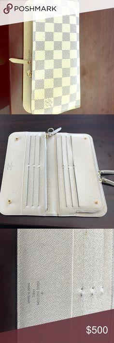 Louis Vuitton wallet Wallet. Authentic Louis Vuitton large wallet Louis Vuitton Bags Wallets