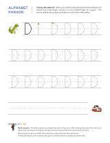 Lowercase I Letter Tracing Worksheet With EasyToFollow Arrows