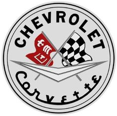 Corvette Logo (Old)                                                       …