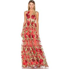 Lurelly Kate Floral Gown