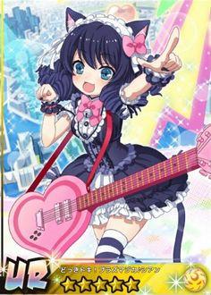 Cute Neko Girl, Pretty Boys, Girl Power, Art Inspo, Tumblr, Poster Prints, Rock, Cards, Anime Girls