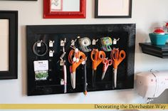 Decorating the Dorchester Way: Craft Room Reveal