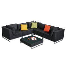 Tribu Pure sofa teak NP 6000€ promo 4200€ (voor gebruikt showmodel ...