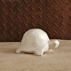 Ceramic Turtle #WilliamsSonoma