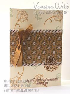 August Mediterranean Achievers' Blog Hop – New Holiday Catalogue Sneak Peek «  Vanessa Webb – Independent Stampin'Up! Demonstrator   Paisleys & Posies