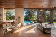 Sprawling new Ross home, nestled among redwoods, asks $12.4 million - Curbed SF