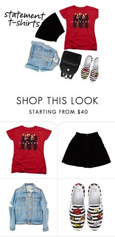 """friends"" by luv-mee ❤ liked on Polyvore featuring Opening Ceremony and BP."