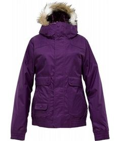 Burton Tabloid Snowboard Jacket Rum Raisin$126 for Sale - Women's