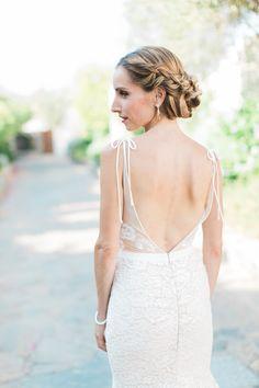 Photography: Anna Roussos Photography - annaroussos.com Wedding Dress: Katerine Phillips & Annie Lewis - mailto:katerinephillips@gmail.com   Read More on SMP: http://www.stylemepretty.com/destination-weddings/2016/01/19/rustic-elegant-crete-destination-wedding/