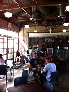 The Coffee Shop at Joe's Farm Grill in Gilbert Arizona.