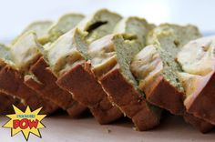 Broccoli Protein Bread (Low-Carb & Gluten-Free)