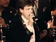 "Mick Jagger, Tina Turner and others perform ""Honky Tonk Woman"" at the 1989 Hall of Fame Inductions."