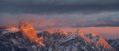 Marmarole - Beautiful Dolomite group between Sorapis and Antelao