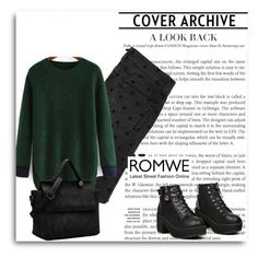"""""""Romwe 10/5"""" by amelaa-16 ❤ liked on Polyvore featuring women's clothing, women, female, woman, misses and juniors"""