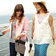 Save up to 55% off during the Getaway in Plus | Cruise Season event on #zulily today!