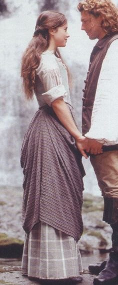 Lorna Doone and John Ridd One of my favorite love stories :)