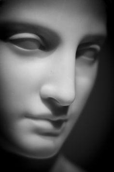 DOF studies in Chrysler Museum of Norfolk, VA. All sculpture photographed on exhibit using available light and lens at Chrysler Museum, Roman Art, Marble Art, Arte Pop, Art Images, Creative Art, New Art, Sculpture Art, Sculpting