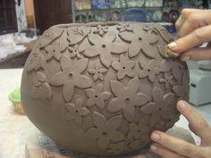 Blog de ceramica :Cerâmica artística de alta temperatura, A plasticidade da argila