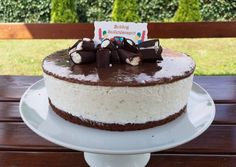 Mousse, Tiramisu, Food And Drink, Pie, Ethnic Recipes, Sweet, Foods, Cakes, Sweet Recipes
