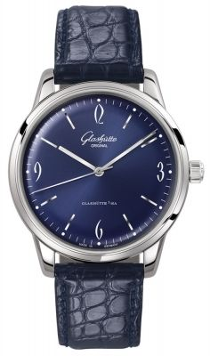 Glashutte Original Senator Sixties  1-39-52-06-02-04