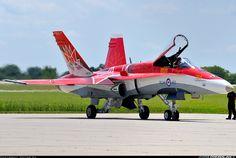 Royal Canadian Air Force McDonnell-Douglas CF-188A Hornet