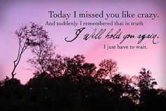 ....missing you so much Allie Rose..
