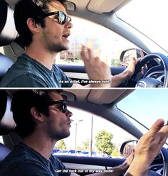 """Dylan O´Brien - From New """"Life of a Hollywood Actor"""" video"""