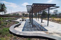 Galería de Parque Urbano Kaukari / Teodoro Fernández Arquitectos - 1