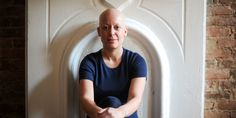 For years, anxiety ruled my life. When I developed a condition called alopecia universalis, I joined a tribe of people who have to be strong: bald women.