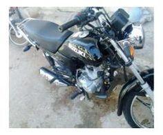 Suzuki Bike Model 2014 Black Color For sale in Karachi
