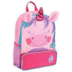 8aad69130588 Personalized Sidekicks Stephen Joseph Backpack Unicorn Unicorn Kids