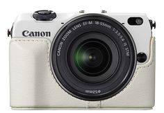 Canon EOS #M2 Camera With Interchangeable #Lens #Neopine
