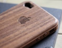 Fancy - iWood 4 Case for iPhone