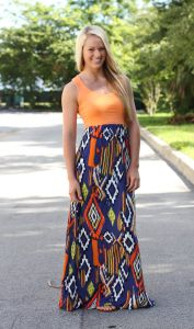 Sunset Boulevard Maxi - I NEED THIS DRESS IN MY LIFE!