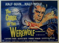 Hammer's The Curse of the Werewolf (1961).
