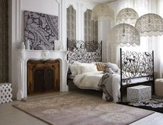 eye for design decorate with lace for romantic interiorsin time for day