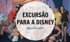 Viajar para Disney já é bom, viajar com excursão para a Disney e com guias especializadas, é melhor ainda! Vem saber mais sobre o grupos!