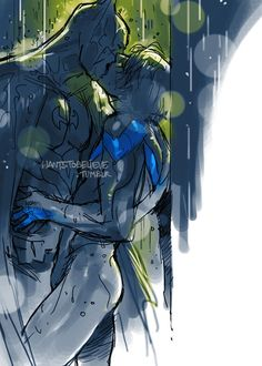 [♔] - more, more, more [[MORE]]was going to bed but this image keeps bugging me and oops my hand slipped so please accept this instant brudick which very prominently features dick grayson's butt sexually aggressive!grayson is my jam just so that's...
