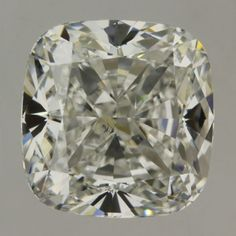 3.01 Carat G Color Cushion Diamond, SI1, GIA Certified from Enchanted Diamonds