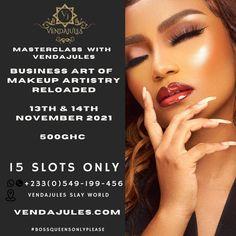 Makeup Masters, Makeup Class, Airbrush Makeup, Professional Makeup Artist, Master Class, Makeup Yourself, Eyeshadow, Makeup Artistry, Goodie Bags
