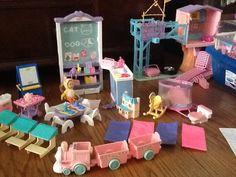 Barbie preschool