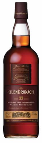 Glendronach 33 year old Scotch, because it doesn't get any better.