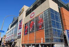 see a game at The Bell Centre, Montreal, Quebec (home of Montreal Canadiens hockey team) Montreal Canadiens, Montreal Ville, Montreal Quebec, Quebec City, Montreal Canada, Canadian Football League, National Hockey League, See Games, Hockey Teams
