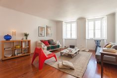 Apartment in Lisboa, Portugal. Charming apartment in the historic heart of Lisbon located in a quite and beautiful small street in the middle of a vibrant neighborhood, walking distance from restaurants and bars, galleries, shops, museums. Tram 28 stop at the end of the street....