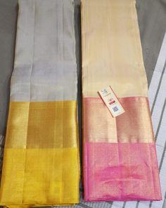 No photo description available. Silk Saree Kanchipuram, Chanderi Silk Saree, Pure Silk Sarees, Cotton Saree, Silk Sarees Online Shopping, Sarees Online India, Ethnic Fashion, Women's Fashion, Wedding Silk Saree