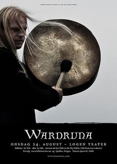 WARDRUNA Concert During Hole In The Sky @ Logen Theater | 08.24.11