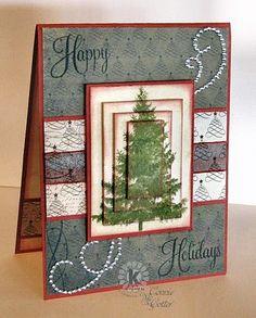 christmas card by bertha1tx