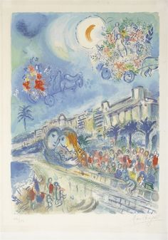 Carnaval Of Flowers by Marc Chagall Handmade oil painting reproduction on canvas for sale,We can offer Framed art,Wall Art,Gallery Wrap and Stretched Canvas,Choose from multiple sizes and frames at discount price. Skull Wall Art, Framed Wall Art, Canvas Wall Art, Framed Prints, Acrylic Painting Lessons, Oil Painting Abstract, Watercolor Artists, Painting Art, Watercolor Painting